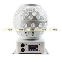 China 3x8W Led Crystal Magic Ball Light Special Effects Lighting AC100-240V 50Hz/60Hz wholesale
