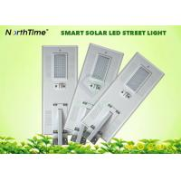Buy cheap 18 Volt Integrated Solar Street Light Anti - Corrosion Alumium Alloy from wholesalers