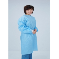 China Blue Anti Static Disposable Protective Apparel For Epidemic Prevention wholesale