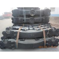 China CRRC E grade sand casting China  railway bogie bolster wholesale