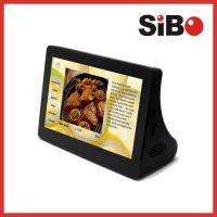 China Q899 Free Standing Android Table PC For Restaurant E-menu Service Automation with POE on sale
