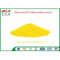 China Permanent Fabric Dye C I Reactive Yellow 2 Reactive Dyes Brill Yellow K-6G wholesale