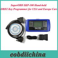 China SuperOBD SKP-100 Hand-held OBD2 Key Programmer for USA and Europe Cars wholesale