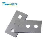 China 43mm*22mm*0.2mm Film Cutting Blade wholesale