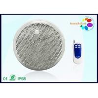 China 30W IP68 SMD 5050 LED Swimming Pool Lights Epistar With Remote DMX Control on sale