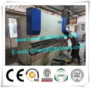 China CNC Hydraulic Press Brake With Delem Controller DA69T CNC System wholesale