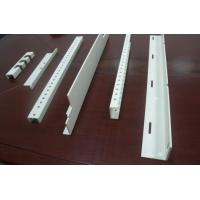China Anti Corrosion FRP Fiberglass , FRP Square Tube For Electrical Plastic Connector wholesale