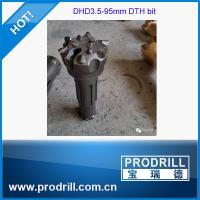 China DHD3.5 DTH Drill bit wholesale