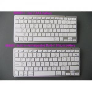 China For ipad slim keyboard,ipad bluetooth keyboard wholesale