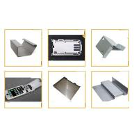 China Long Lifespan Stainless Steel Laser Cutting Fabrication With Simple Single Dies Mould wholesale