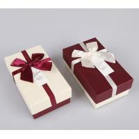 China Lovely Shaped Christmas Present Box For Candy / Toys Gift Packaging on sale
