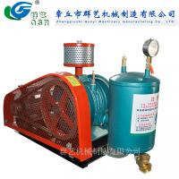China Energy saving Dust collection Rotary Blower wholesale