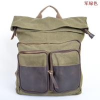 China promotion goods canvas packsacks big size for sport men welcome in American market wholesale