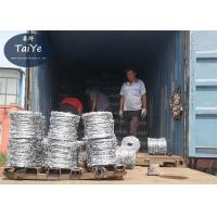 China Heavy Zinc Coated Razor Sharp Wire Industrial High Tensile Blade Wire Fencing wholesale