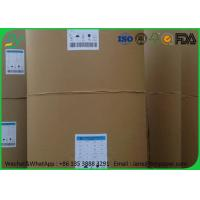China 100% Virgin Wood Pulp Ivory Board Paper C1S White FBB Folding Box Board For Paper Bag wholesale