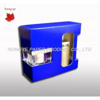 China Silk Screen / Oil Printing Cosmetic Packaging Boxes For Perfume on sale