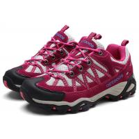 China Good Looking Non Slip Casual Athletic Shoes , Womens Marathon Running Shoes wholesale