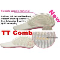 China Hairdressing Massage Comb Beauty Anti-static Tool Professional Magic Tangle Hair Brush wholesale