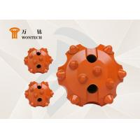 China Quarrying Drilling Air Drill Hammers And Bits Tungsten Carbide Material wholesale
