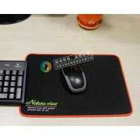 China High Density Sewn Edges Rubber foam Mouse pads Wholesale wholesale