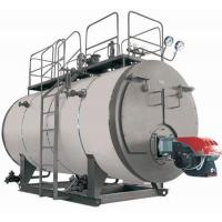 China Gas Oil fired Industrial steam boiler price, 2ton oil steam boiler wholesale