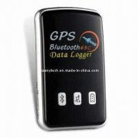 China Bluetooth GPS Receiver& Data Logger: AT-123 wholesale