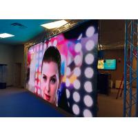 China High Resolution Outdoor LED Video Screen Rental , Advertising LE Display Screen P4 wholesale