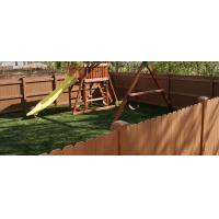 China WPC Outdoor Fence Decking wholesale