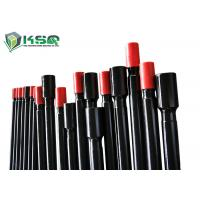 China Black Color MF Threaded Drill Rod Drifting Drill Rod T45 6 Feet For Mining wholesale