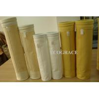 China Waste Incinerator High Temperature P84 Filter Bag For Industry D160 * 6000mm wholesale