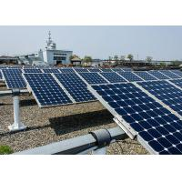 China Multifunction Mono Solar Panels 19.5 % Cell Efficiency Apply To Street Light wholesale