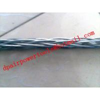 China Hot Sales braided wire rope wholesale