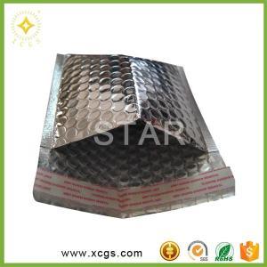 China Customized Metallic Foil Bubble Shipping Mailer wholesale