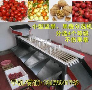 China Cherry tomato sorting machine cherry tomato grading machine wholesale