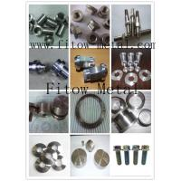 China Uns R56400 W.nr 3.7165 Grade 5 Precision custom Grade 5 Ti parts with your drawing wholesale