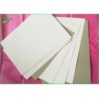 China Fold Paper Duplex Board Grey Back Offset Printing Duplex Board Sheets For Gift Box on sale