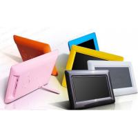 China Hot 7inch super slim digital photo frame picture album support photo slideshow for gifts on sale