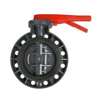 China PVC Butterfly Valve for Potable Water on sale