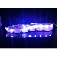 China Manufacturer shoe sole light with battery operated 3528 60cm 24leds RGB led light for shoe sole wholesale
