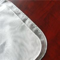 China Durable Polyester Nylon Filter Bag , Micron Mesh Filter Customized Size wholesale