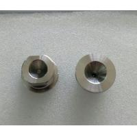 China High Pressure PCD Diamond Nozzles Jet Water Cut Cleaning Dry Spraying Automotive Industry wholesale