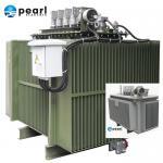 20 KV - 1000 KVA Oil Type Transformer Anti Short Circuit Low Noise Safety