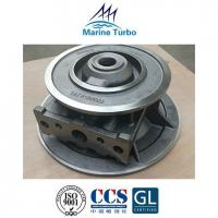 China T- MAN Turbocharger / T- TCR16 Turbo Bearing Housing For Marine Propulsion Engines wholesale