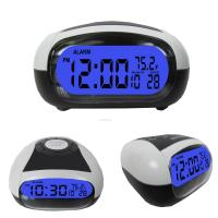 China DIGITAL LCD CLOCK WITH TEMPERATURE TREND ET840B wholesale