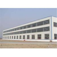 China Lightweight Steel Frame Structure Construction Building For Dormitory wholesale