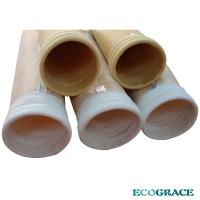 China Cement Kiln high temperature dust filter bags D 160X6000mm wholesale