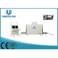 38mm Steel Plate Airport Security Full Body Scanners , 100 * 100cm X Ray Security Systems Manufactures