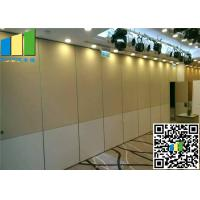 Aluminum Sound Proof Movable Partitions Wall Manufactures