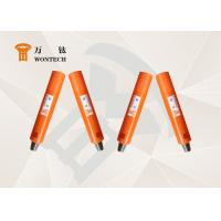 China High Efficient Work Low-Carbon Steel DTH Hammer for Construction Drilling wholesale