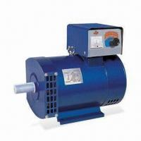 China STC Series 3-phase Brush Asynchronous Generator, 400V Rated Voltage, Used in Town and Countryside on sale